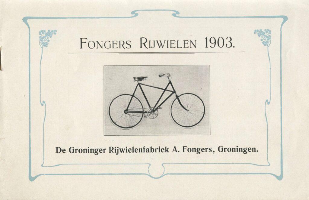 Fongers Kruisframe 1903