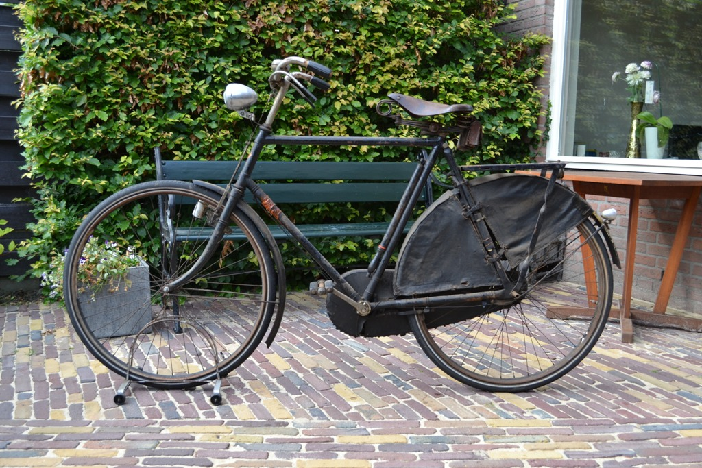 Fongers HH 60 uit 1923 as found