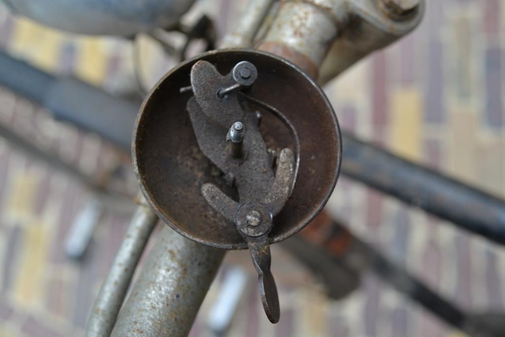 Fongers bel van een Fongers HH 60 uit 1923