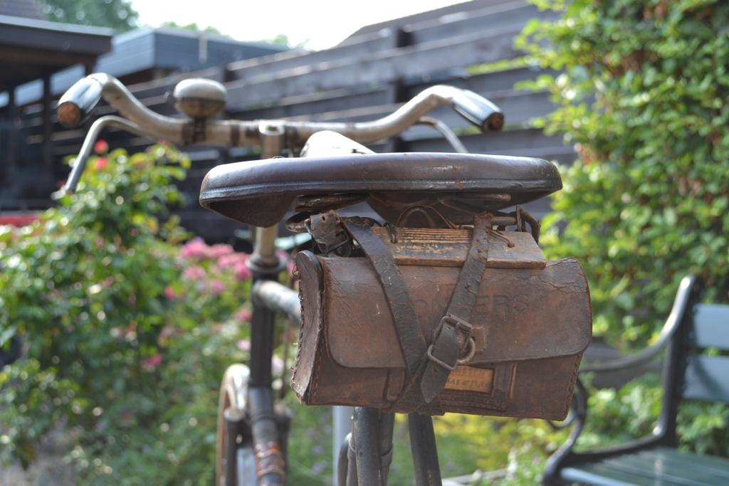 Fongers HH 60 uit 1923 met Fongers banden