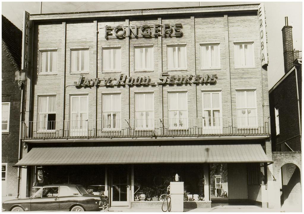 Fongers Jan van Rooij - Seijkens rijwielzaak Helmond