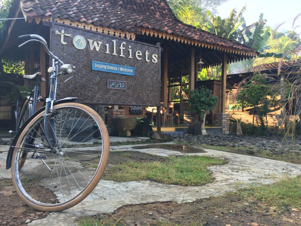 Op bezoek bij Towilfiets Yogyakarta