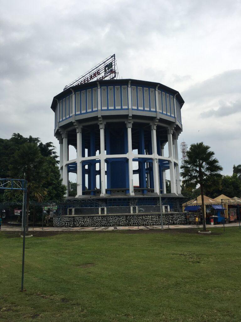 Watertoren in Magelang