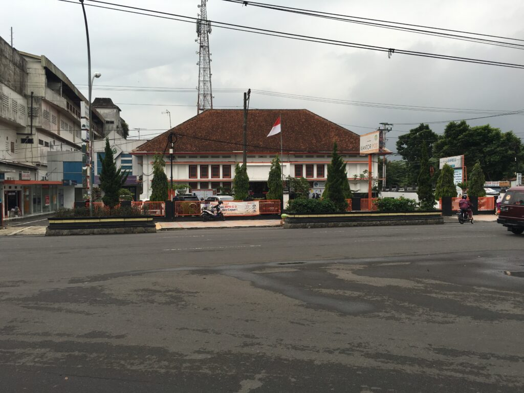 Postkantoor in Magelang