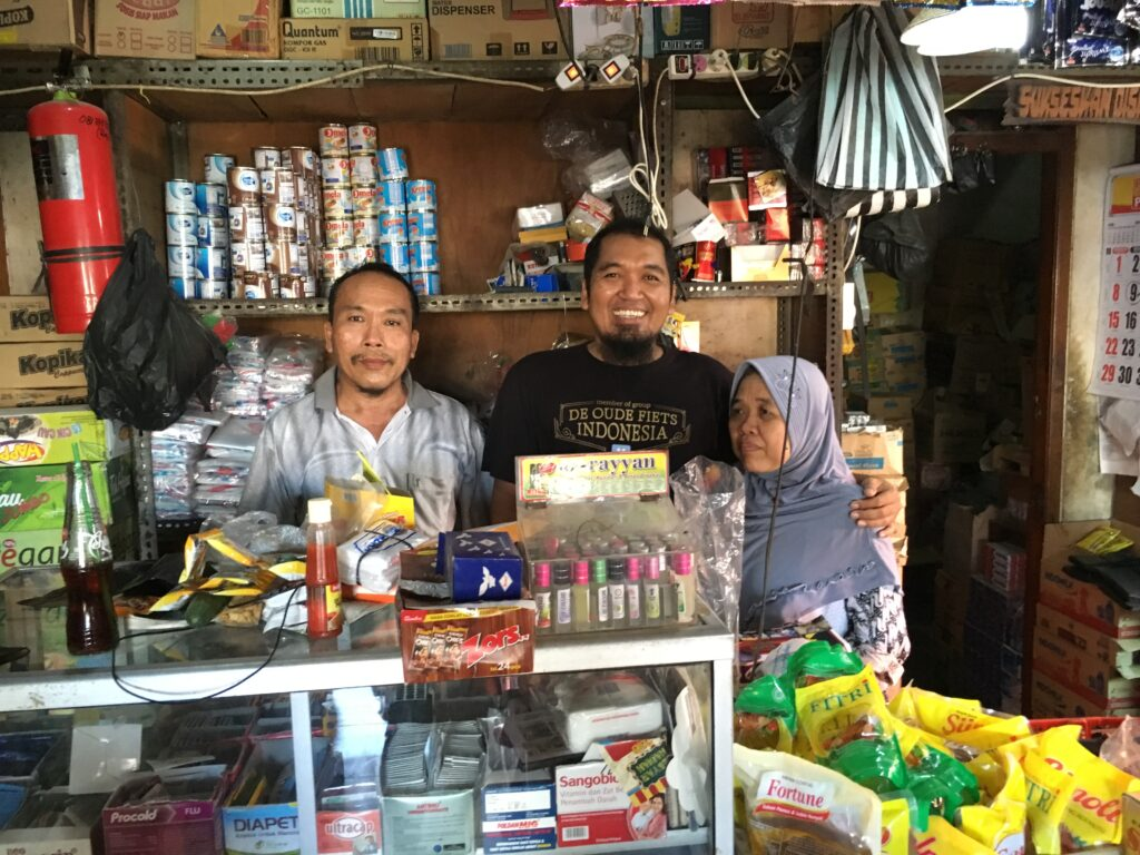 Op bezoek bij Mumun in Juwangi