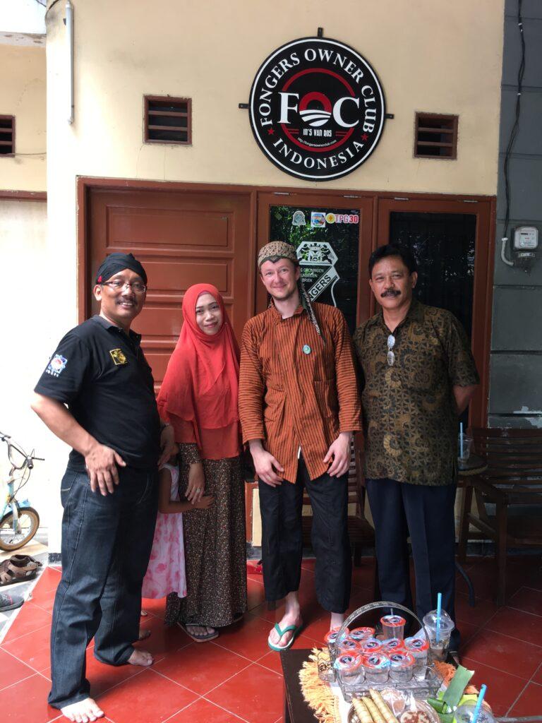 Op bezoek bij de Fongers Owner Club Indonesia
