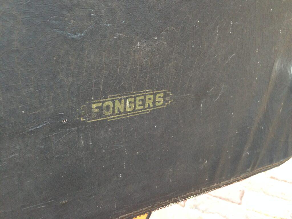 Fongers Sport Special 1959 gerestaureerd