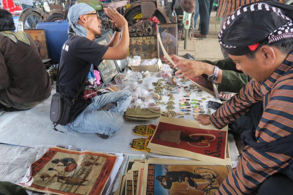 Markt Bandung Fongers affiches