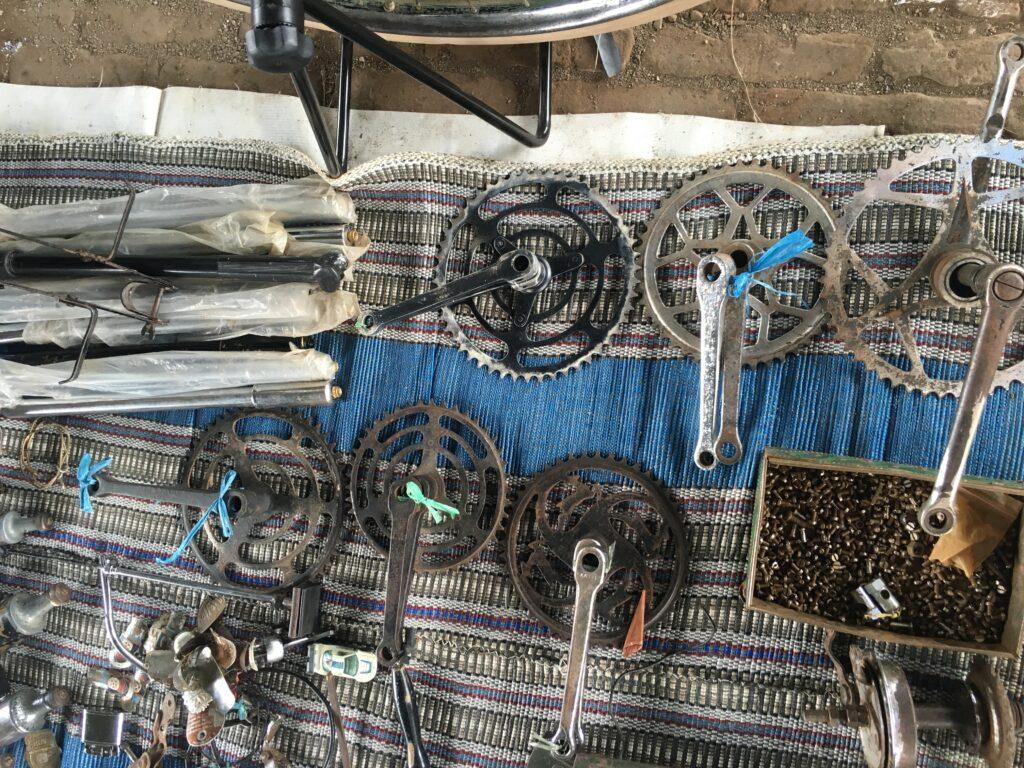 Markt Fongers tandwielen