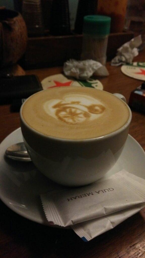Toko You koffie