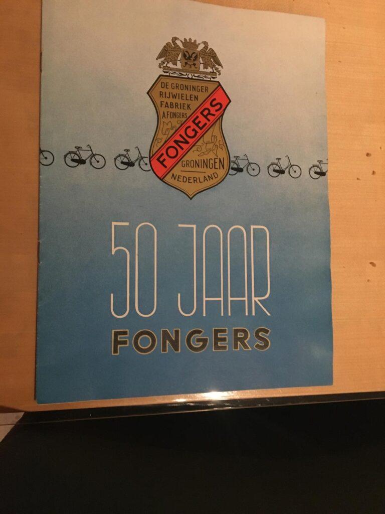 Fongers 50 jaar